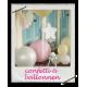 Confetti en ballonnen
