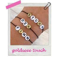 Armband goldieee touch