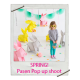 SPRING! Pasen pop up shoot